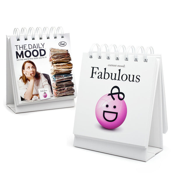 Daily Mood Desk Flipchart