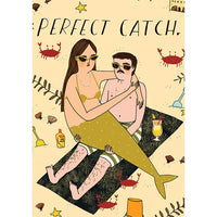 Perfect Catch Card