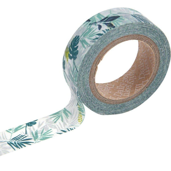 Tropics Leaf Washi Tape