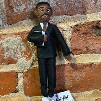 Martin Luther King Jr Ornament