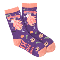 Virgo Women's Crew Socks