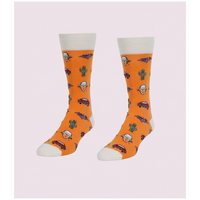 Fear & Loathing Men's Crew Socks