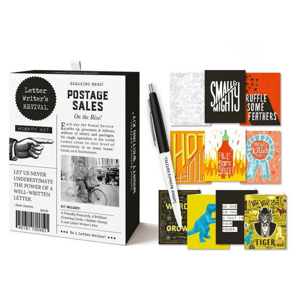 Letter Writer's Revival: Mighty Kit