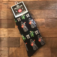 Spinal Tap Men's Crew Socks