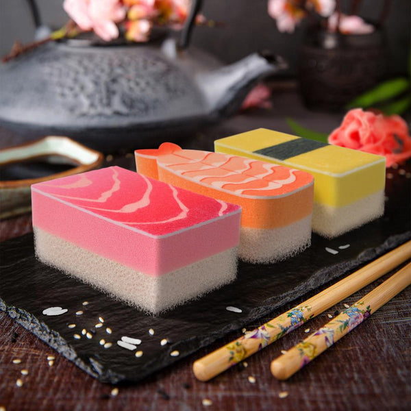 Washabi Sponge Set