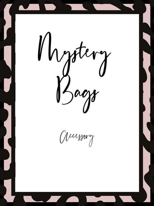 Accessory Mystery Bag