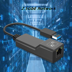 DriverGenius 2.5GbE USB 3.0 Network Adapter