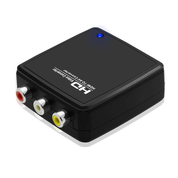 V.TOP HD2R01 HDMI to Composite Converter with Audio