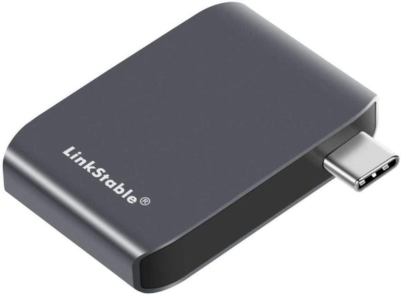 LinkStable U3AU001-LK USB-C External Stereo Sound Card