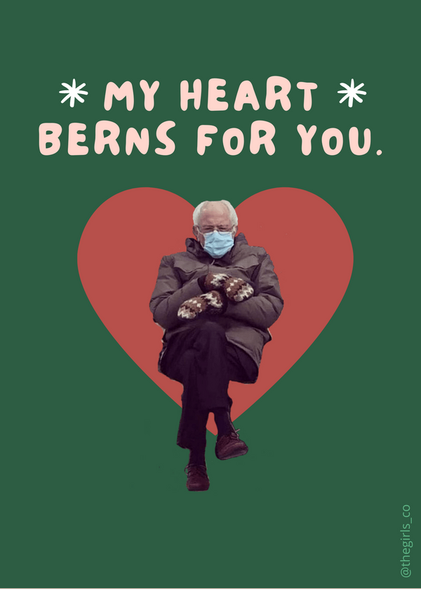 Funny Printable Valentines + The Gifts You Should Pair Them With!! (Featuring Bernie Sanders, The Rock, Taylor Swift and More)