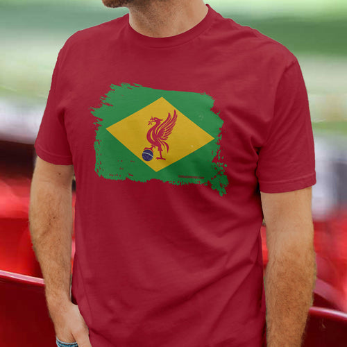 Bandeira do Liverpool