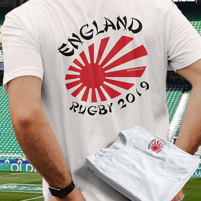 England Rugby World Cup 2019
