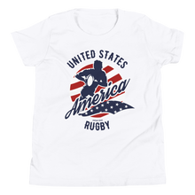 Load image into Gallery viewer, Kids USA Rugby T-Shirt