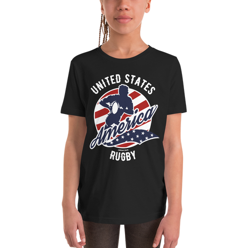 Kids USA Rugby T-Shirt