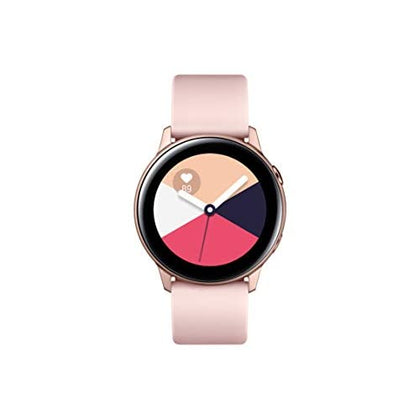 Samsung   Galaxy   Watch   Active   Mm   Gps   Bluetooth   Smart   Watch   Con   Fitness   Tracking   Y   Sueño   Análisis   Rose   Gold   Us   Versión - TODOENCARGO.COM