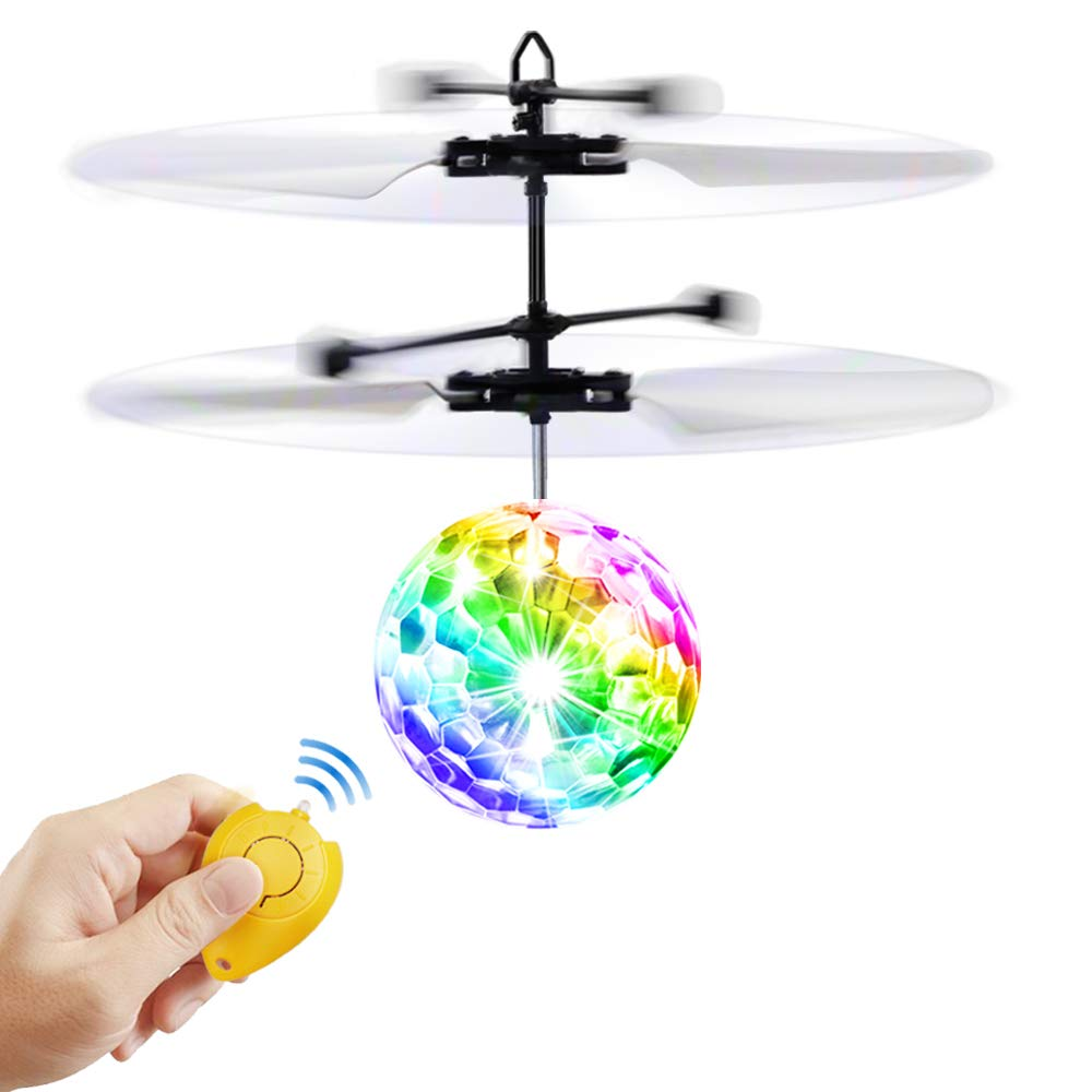 Flying Ball Toys, Rc Toy Para Niños Niños Niñas Re... - TODOENCARGO.COM