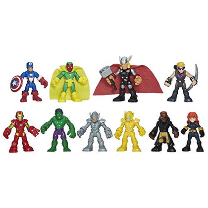 Playskool - Juego de superhéroes de Marvel, Super Heroes Adventures