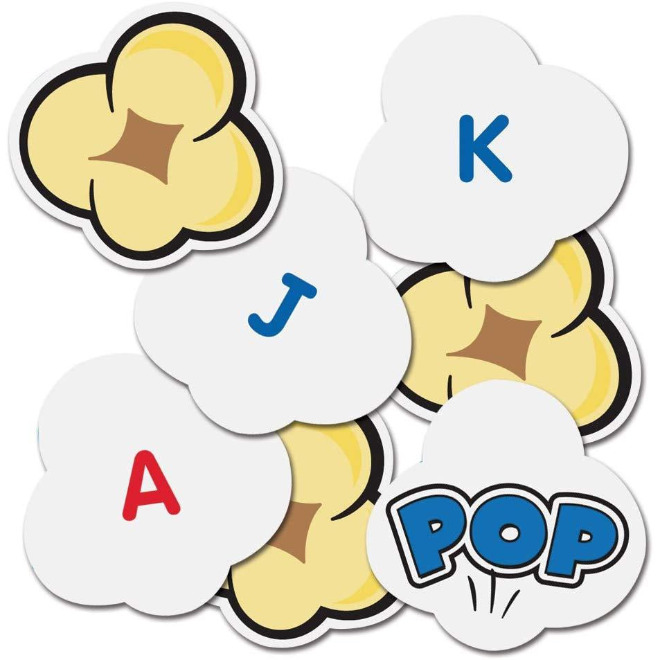 Pop For Letters Game - TODOENCARGO.COM