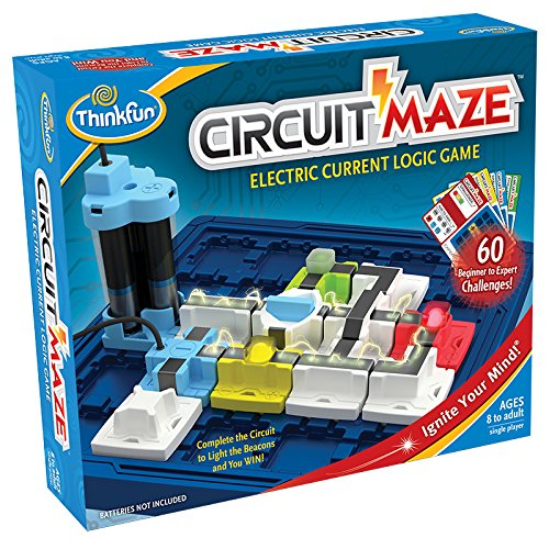 Thinkfun Circuit Maze Electric Current Logic Game Y Ste... - TODOENCARGO.COM
