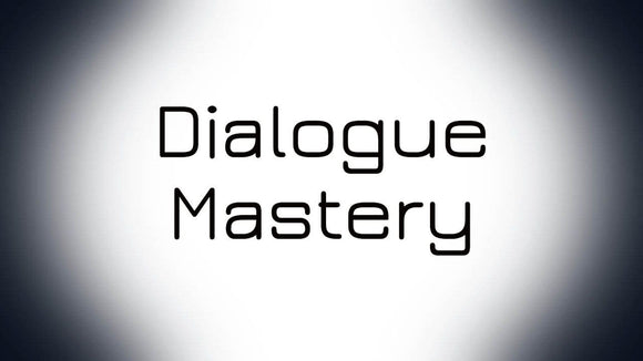 Advanced Comic Course: Dialogue Mastery