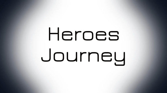 Advanced Comic Course: Heroes Journey