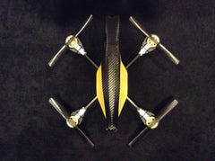 Parrot AR Drone - Yellow/Carbonfiber