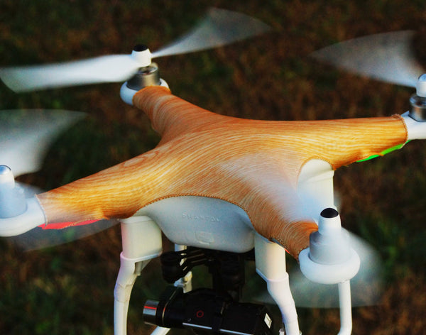 DJI® Phantom 1, 2, 3 -  WoodSkinz - Light