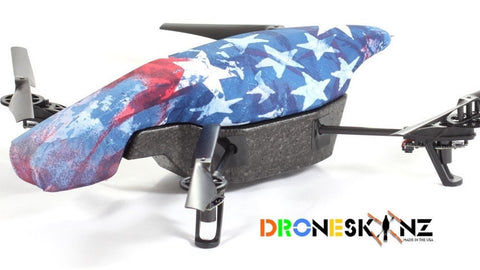 Parrot AR Drone - American Flag  - Prime