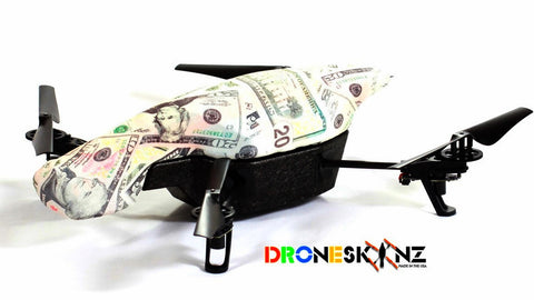 Parrot AR Drone - American CurrencySkinz