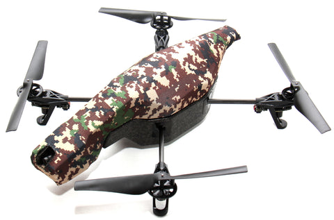 Parrot AR Drone - Camouflage Digi Brown/Beige/Green