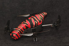 Parrot AR Drone - Camouflage Royal Red