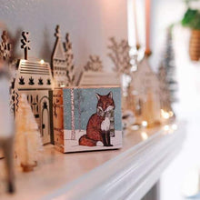 Load image into Gallery viewer, Woodland Fox Gift Box