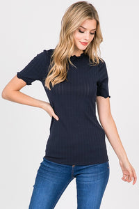 Natalie Top, Black