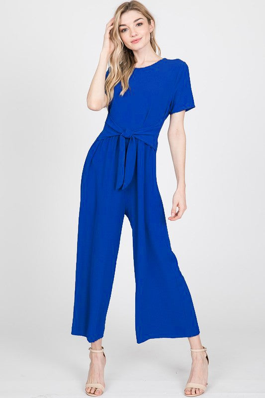 Mariah Jumpsuit, Royal
