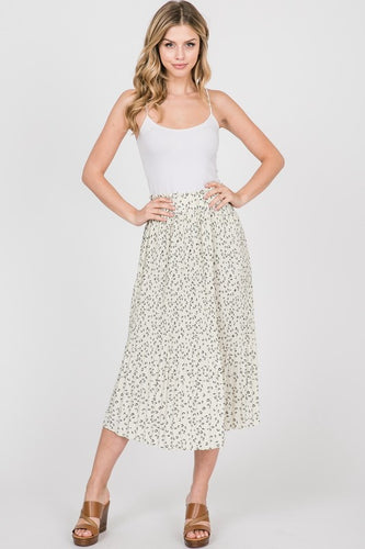 Stephanie Skirt, Ivory