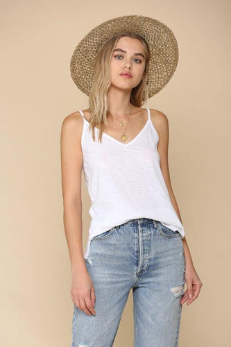 Summer Cami, White