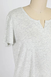 Camille Top, Light Grey