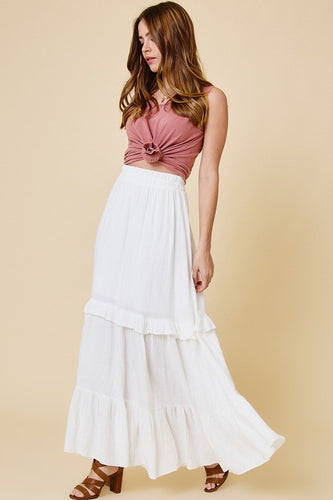 Juliet Skirt, Ivory