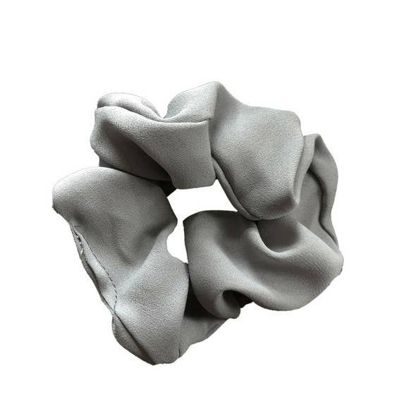Scrunchie, Grey