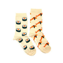 Load image into Gallery viewer, Women's Socks, Sushi