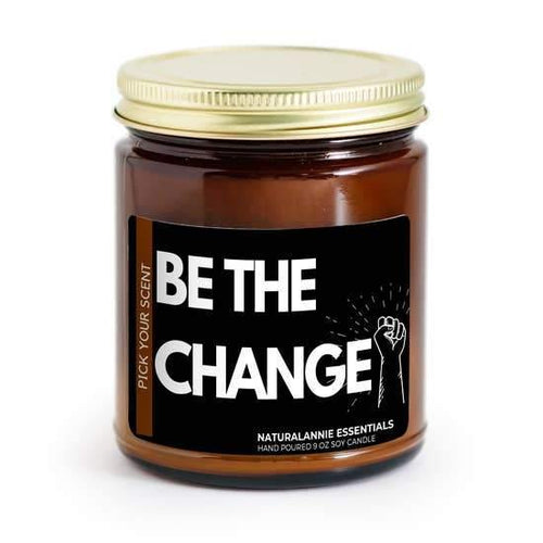Be The Change! Violet & Musk