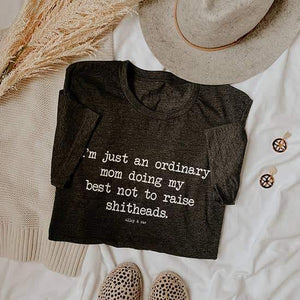 Ordinary Mom Tee