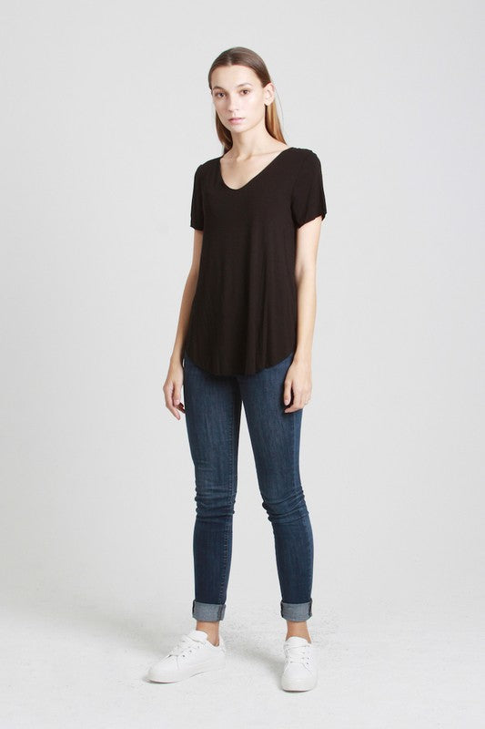 Everyday Tee, Black