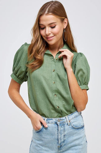 Reagan Top, Green