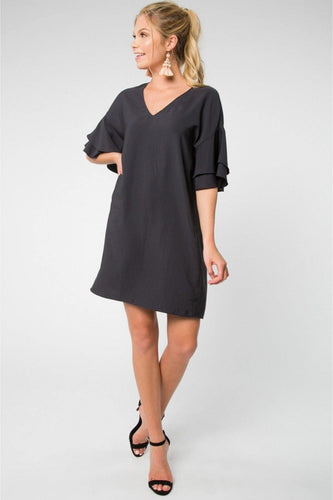 Adalyn Dress, Black