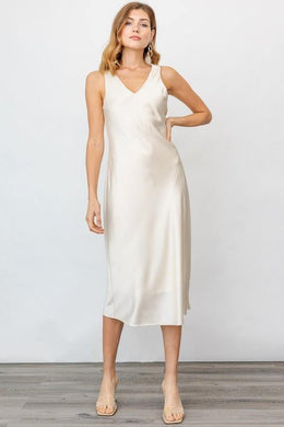 Alyson Dress, Cream