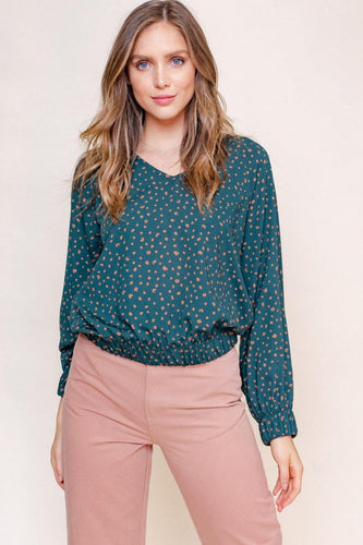 Amelie Top, Hunter Green