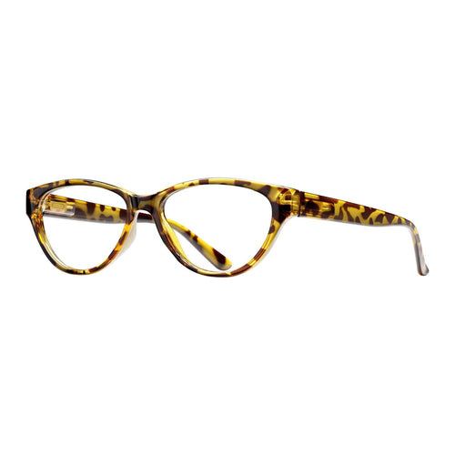 Luci Blue Light Glasses, Tortoise