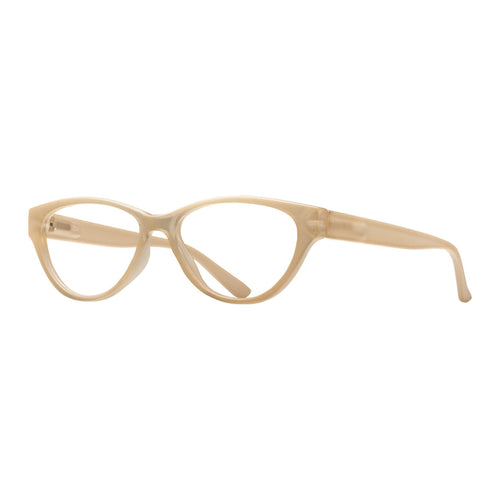Luci Blue Light Glasses, Frost Beige
