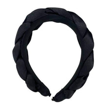 Load image into Gallery viewer, Blair Headband, Black
